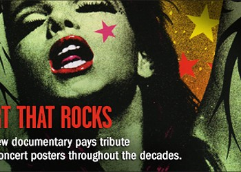 Poster Art That Rocks