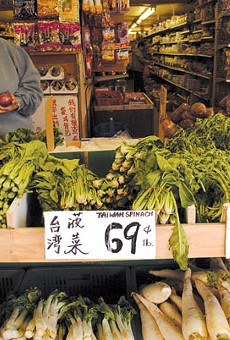 Produce in Chinatown tends to be ripe, and thus cheaper.