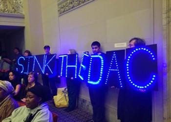 Oakland City Council Rolls Back the Domain Awareness Center