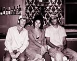 CELESTE BERUMEN - Prozack Turner, RaeAnne Turner, and Tim Martinez.