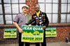 Quan assembled a multiethnic army of about 1,000 volunteers.