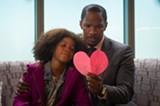 Quvenzhané Wallis melts Jamie Foxx's heart in Annie.