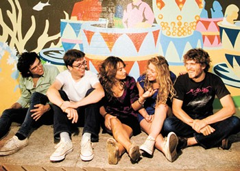 Ra Ra Riot Is More Than a Rock Band with Violin and Cello