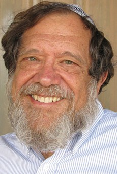 Rabbi Michael Lerner.