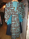 Rachel Palley kimono-style dress from Viva Diva