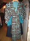 Rachel Palley kimono-style dress from Viva Diva