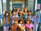 Radical Brownies troop leaders want to teach the girls to be fierce community advocates.