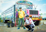 RAKA PITUFO - Raka Rich and Raka Dun hope the release of their new album will help spread their raka movement.