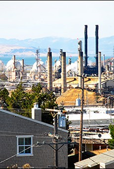 Richmond's Battle with Chevron's Oil Refinery Project Comes to a Head