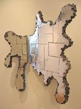 """Robert Ortbal's """"Cartographer's Dilemma."""""""