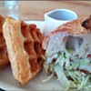 Ronca's Kitchen: Chicken and Waffles Pop-Up in Temescal