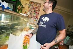 San Francisco bound: POP Sandwich's Ian De Leoz. - BERT JOHNSON / FILE PHOTO