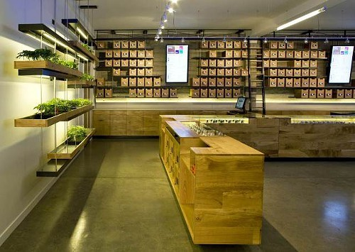 San Francisco cannabis dispensary SPARC