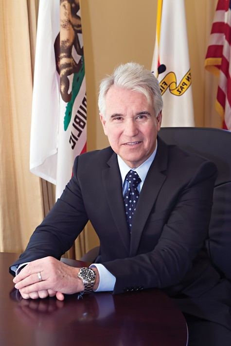 San Francisco District Attorney George Gascón.