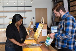 Medical cannabis dispensaries (shown above) now banned in Santa Clara County and de facto banned in San Jose. - LN FILE PHOTO