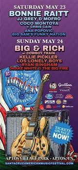 Santa Cruz American Music Festival