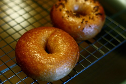 Schmendricks bagels.