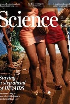 Science Magazine Has Yet to Respond to Congresswoman's Criticism of Sexist Cover Image