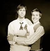 Scott McCabe and Tory Stanton.