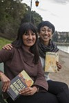 Shenaaz Janmohamed and designer Sabiha Basrai of <i>Totally Radical Muslims.</i>