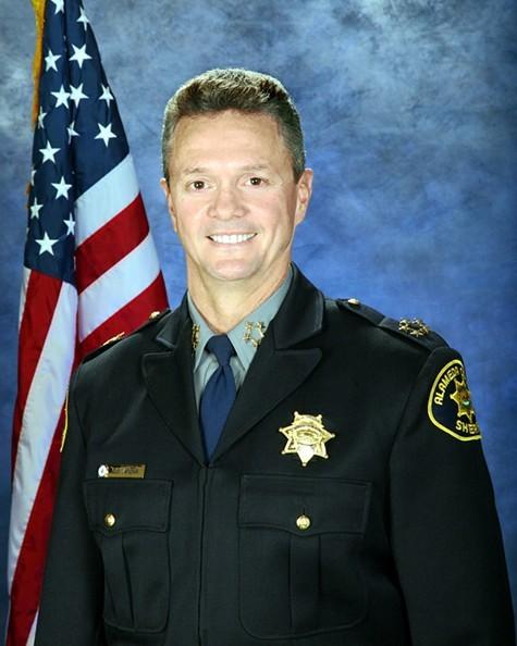 Sheriff Gregory Ahern.