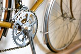 BERT JOHNSON - Show the cyclist in your life a wheel good time.