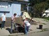 Sierra Club volunteers are planting trees in Oakland now that the city has no money.