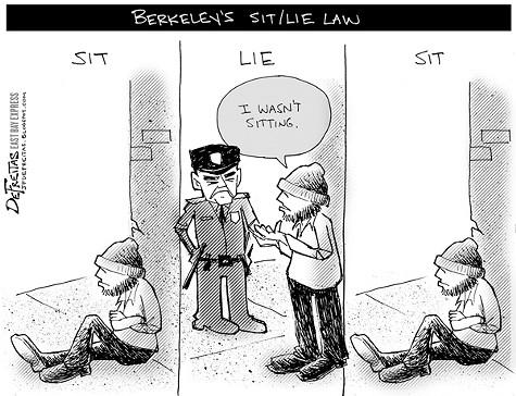 Sit/Lie