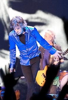 Six Random Observations From Last Night's Rolling Stones Show at Oracle (Plus Photos!)