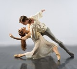 KEITH SUTTER - Smuin Ballet dancers Erin Yarbrough and Jonathan Powell in Michael Smuin's Romeo and Juliet, part of Smuin Ballet's UNLACED Dance Series in the 2014-2015 season.