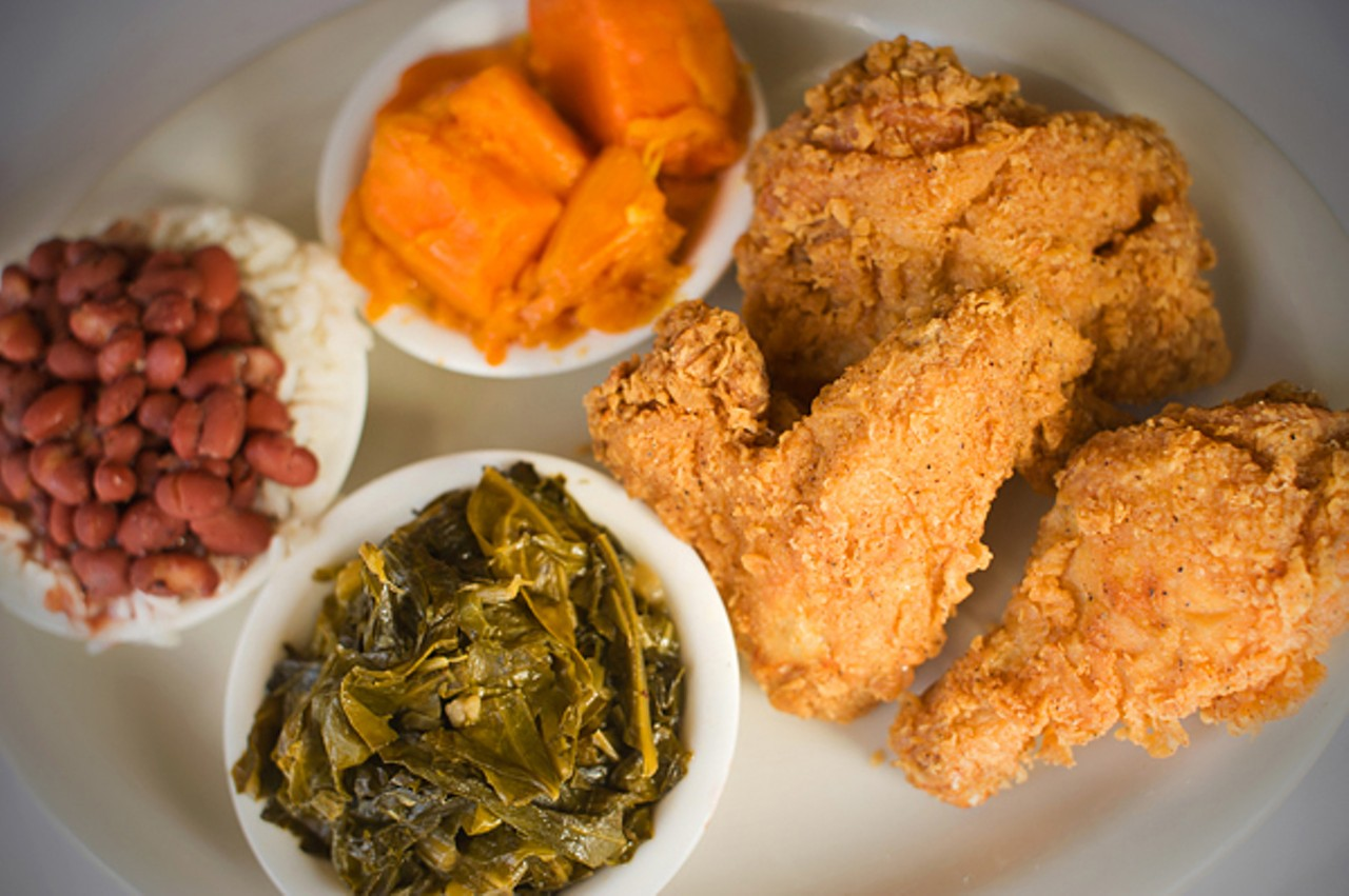 Soul Food Restaurants In Oakland