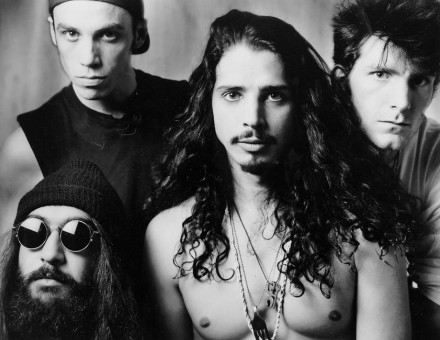 Soundgarden, in its glory years.