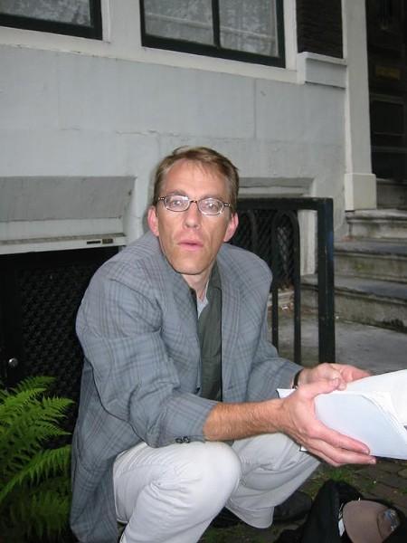 Stephen Buel