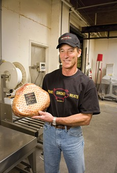 Steve Sacks of Prime Smoked Meats thinks the market will fit the neighborhood.