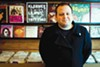 Steve Stevenson's 1-2-3-4 Go! Records specializes in punk and indie-rock vinyl.