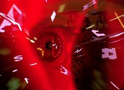 """Still from Paul Clipson & Grouper's """"Hypnosis Display."""""""