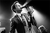 Such a star: Brandon Flowers' the Killers play at Bill Graham - Civic Saturday.