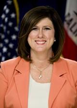 Susan Bonilla.