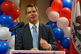 WIKIMEDIA COMMONS - Swalwell hired Kelly Watkins just after he won the 2012 election.