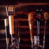 Taps at the new craft beer bar, The Hatch