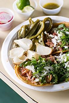 Taqueria El Paisa@.com Serves the Best Tacos in Town