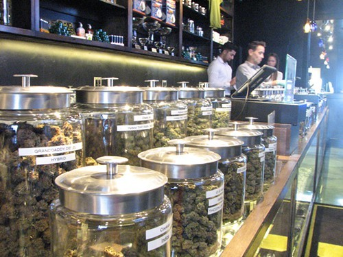 Taxes from the legal sale of weed are funding new court buildings in Colorado.