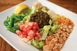 CHRIS DUFFEY - Tea Leaf Salad.