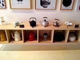 LUKE TSAI - Teapots at Umami Mart.