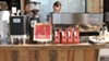 Temescal's Remedy coffee stand sources its beans from San Francisco's Ritual Coffee.