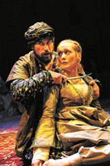 KEVINBERNE.COM - The Arabian Nights resonates with current events.