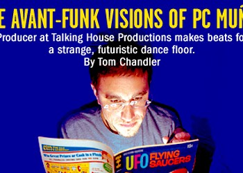 The Avant-Funk Visions of pc muñoz