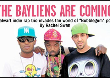 The Bayliens Are Coming