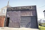CHRIS DUFFEY - The Black New World was repossessed.