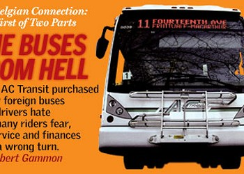 The Buses From Hell